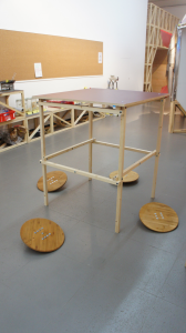 Mifactori Meeting Table Prototype 1 - Pic A