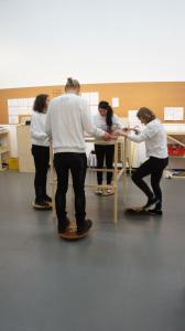 Mifactori Meeting Table Prototype 1 - Pic B