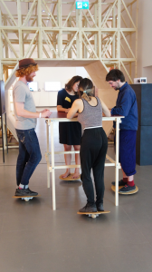 Mifactori Meeting Table Prototype 1 - Pic D