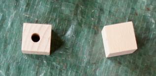 Cube 15mm